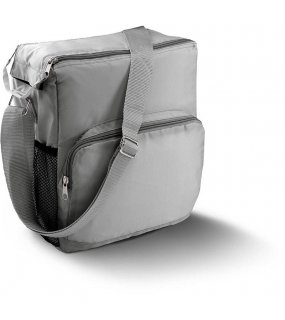 Chladící taška(KIMOOD VERTICAL COOLER BAG)>šedá (light)