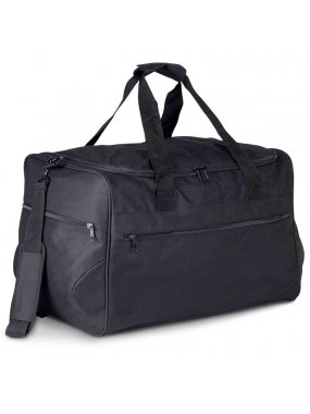 "Taška (Kimood ""TRAVEL BAG WITH BUILT-IN SHELVES"")>černá"