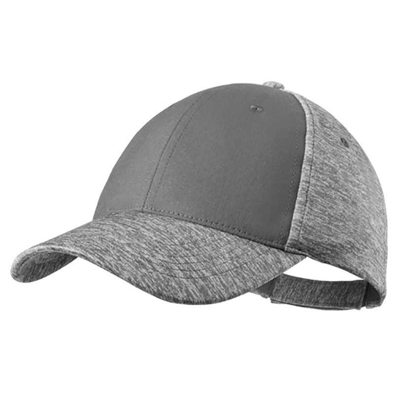 Kšiltovka  šedá - Reklamní předměty 5232baf778
