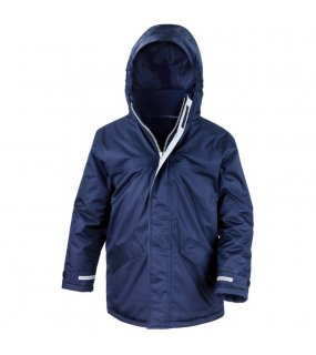 Dětská bunda (RESULT CORE JUNIOR WINTER PARKA)>modrá (navy)>S