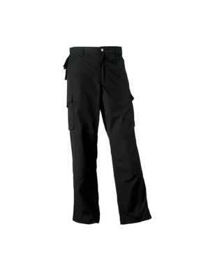 RUSSELL COLLECTION Pánské pracovní kalhoty (Heavy Duty Trousers RUSSELL)  černá 34R 21bf6e752b