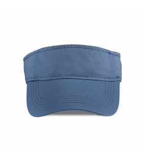 Kšilt(ANVIL LOW-PROFILE TWILL VISOR)>modrá (navy)
