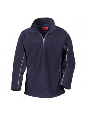 Unisex mikina (RESULT TECH3™ SPORT FLEECE TOP)>modrá (navy)>XS