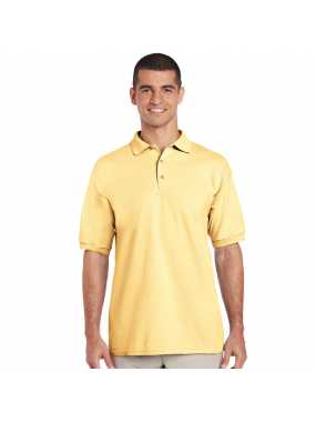 Unisex polokošile (Gildan ULTRA COTTON PIQUE POLO ADULT)>žlutá (haze)>S
