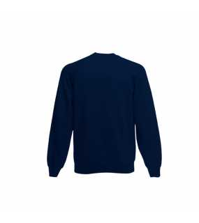 Dětská mikina (FRUIT OF THE LOOM Kids Raglan Sweat )>modrá (deep navy)>9/11