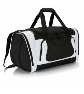NOVINKA 2016.   This 600D polyester large sports bag boasts a spacious main compartment wi