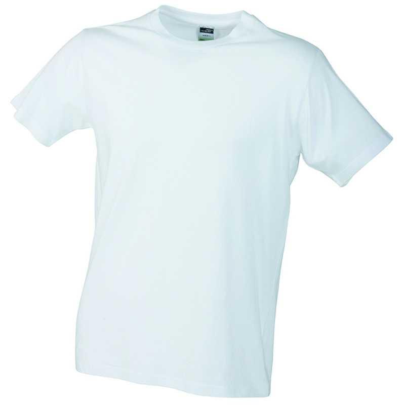 Pánské tričko (JN Men s Slim Fit-T) bílá XL - Reklamní předměty ... 3ccd1aeadd