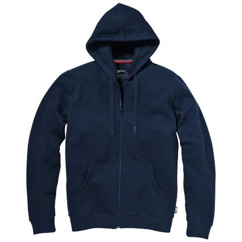 Pánská mikina (Open Hd FZ Sweat Slazenger)  modrá (navy)  S ... 328a0cffe4