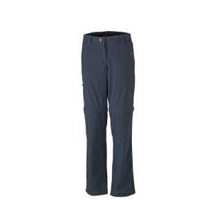 Dámské kalhoty (JN Ladies  Zip-Off Pants) šedá (carbon) 4013ec5a97