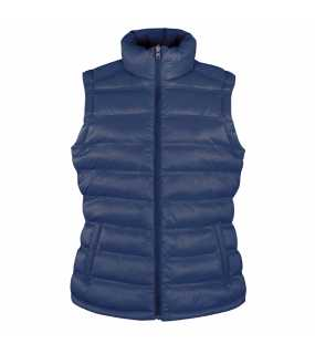 Dámská vesta(RESULT LADIES ICE BIRD PADDED GILET)>modrá (navy)>M