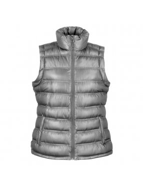 Dámská vesta (RESULT LADIES ICE BIRD PADDED GILET)>šedá (frost)>M