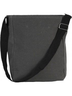 "Taška (Kimood ""COTTON CANVAS SHOULDER BAG"")>šedá (washed dark)"