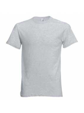 Pánské triko(FRUIT OF THE LOOM Screen Stars Original Full-Cut T)>šedá (heather grey)>3XL