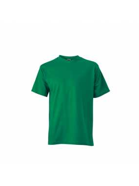 Unisex triko (JN Basic-T)>zelená (irish)>XL