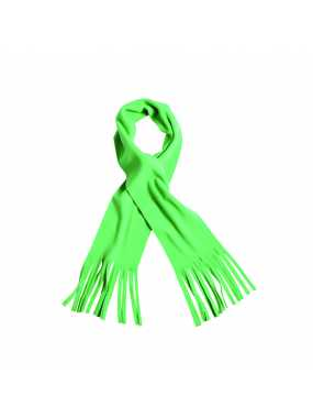 Šála (MB Fleece Scarf)>zelená (lime)