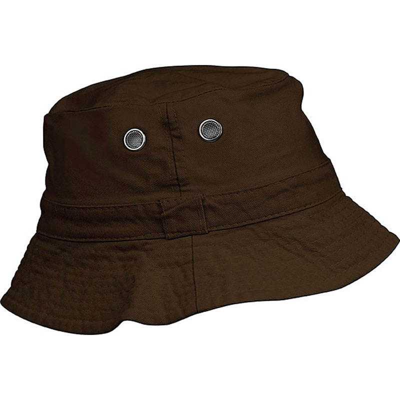 Unisex klobouk(KARIBAN BOB VOYAGER) zelená (khaki) - Reklamní ... 229279ab61