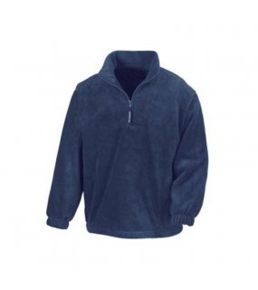 Unisex mikina (RESULT POLARTHERM™ TOP)>modrá (navy)>L