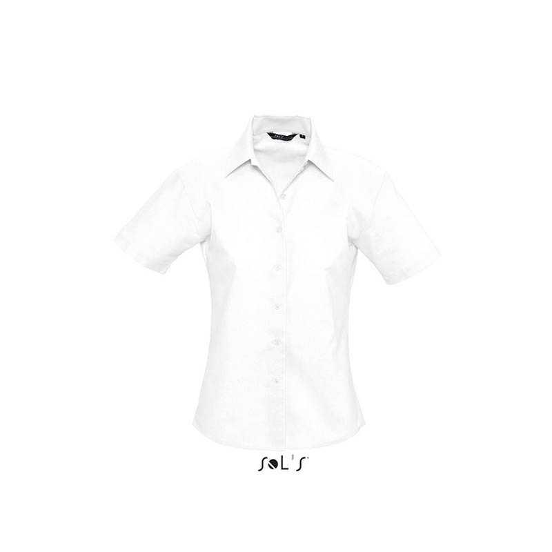 Dámská košile(SOLS ELITE LADIES SHORT SLEEVE OXFORD SHIRT) bílá XS ... 230d362681