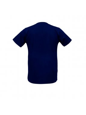 Pánské tričko (FRUIT OF THE LOOM Fitted Valueweight T)>modrá (deep navy)>2XL