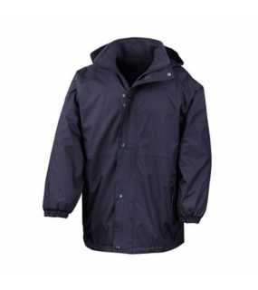 Dětská bunda (RESULT YOUTH REVERSIBLE STORMSTUFF JACKET)>modrá (navy)>XL