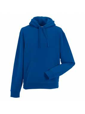 Pánská mikina (Authentic Hooded RUSSELL)>modrá (bright royal)>L