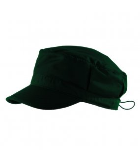 Unisex kšiltovka(KARIBAN OUTDOOR CAP)>zelená (jungle)