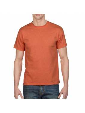 Unisex triko(GILDAN HEAVY COTTON ADULT T-SHIRT)>oranžová (sunset)>2XL