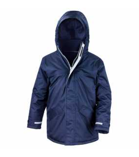 Dětská bunda (RESULT CORE YOUTH WINTER PARKA)>modrá (navy)>XL