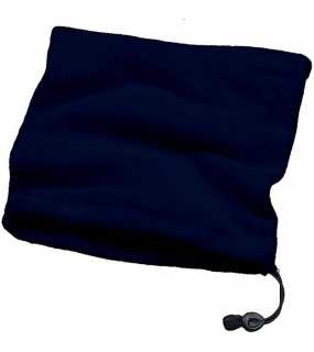 Fleece nákrčník(KARIBAN FLEECE NECK WARMER)>modrá (navy)