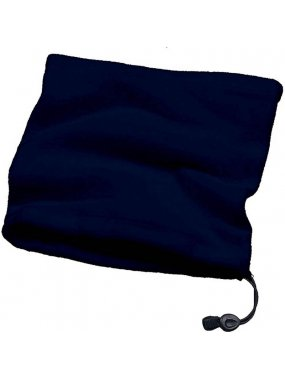Fleece nákrčník (KARIBAN FLEECE NECK WARMER)>modrá (navy)