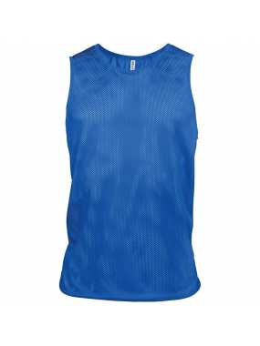 Unisex tílko(ALL SPORTS LIGHT MESH BIB PROACT)>modrá (sporty royal)>S/M