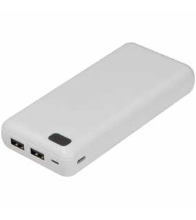 Power Bank 20.000 mAh> bílá