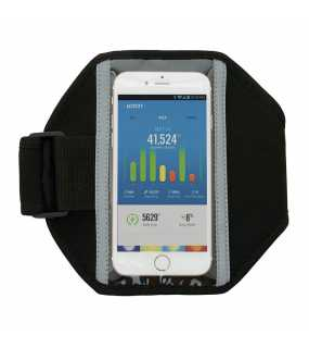 NOVINKA 2016.   Neoprene sport armband that fits all common mobile phones so you can bring