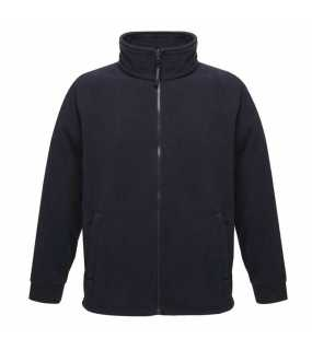 Pánská bunda (REGATTA THOR III - INTERACTIVE FLEECE)>modrá (dark navy)>2XL