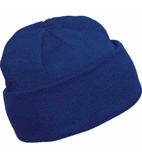 Unisex čepice (KARIBAN KNITTED HAT)>modrá (royal)