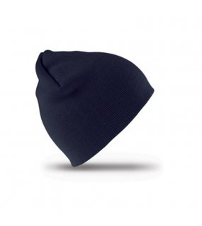 Čepice (RESULT PULL ON SOFT FEEL ACRYLIC HAT)>modrá (navy)