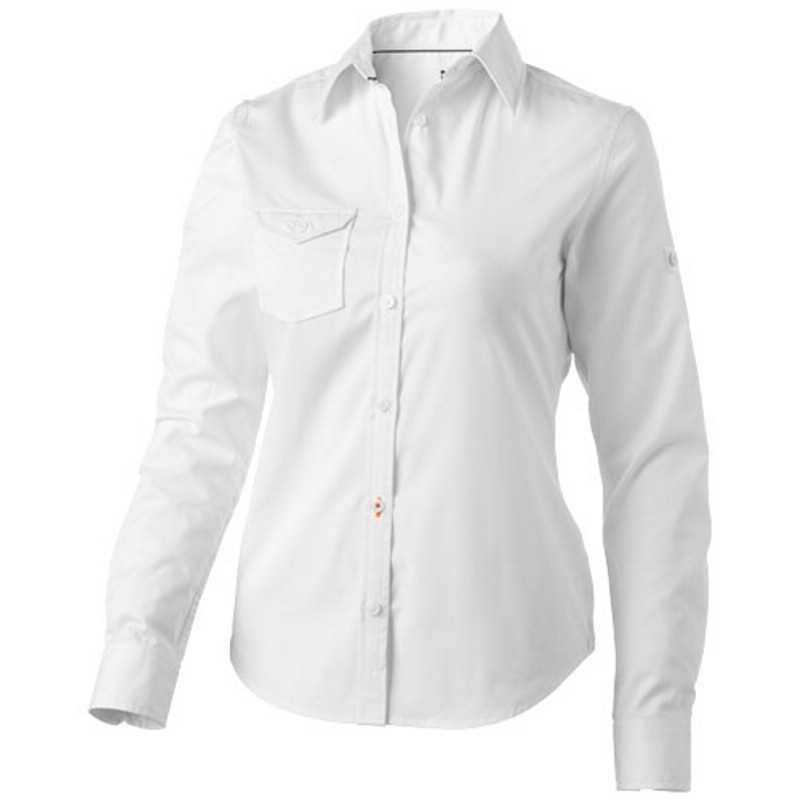 Dámská košile (Elevate Nunavut Ladies Shirt)  bílá  L - Reklamní ... af64ec3c8e