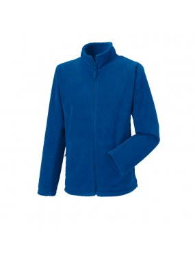 Pánská fleece bunda (Full Zip Outdoor Fleece RUSSELL)>modrá (bright royal)>3XL