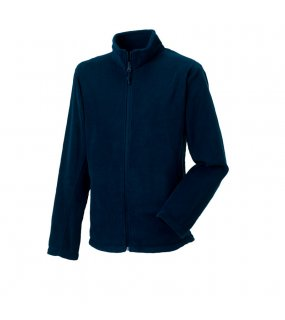 Pánská fleece bunda (Full Zip Outdoor Fleece RUSSELL)>modrá (frenchnavy)>L