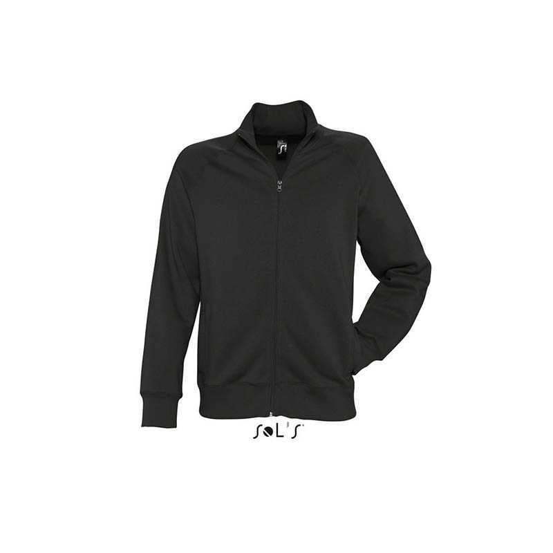 d832918b0df Pánská mikina(SOLS SUNDAE MENS ZIPPED JACKET) černá XL - Reklamní ...