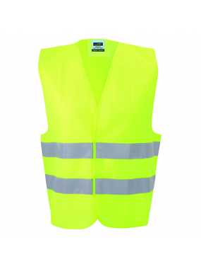 Reflexní vesta (JN Safety Vest Adults)>žlutá (fluo)