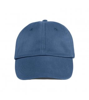 6 panelová kšiltovka(ANVIL LOW-PROFILE BRUSHED TWILL CAP)>modrá (navy)