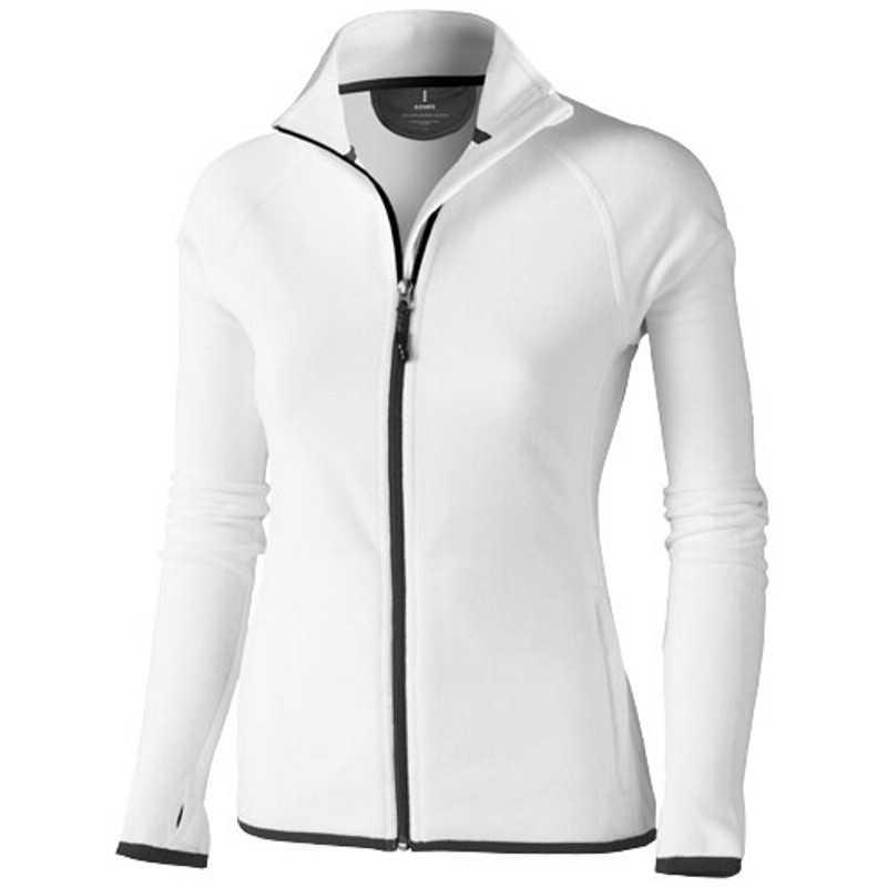 2b32f8732764 Dámská mikina (Elevate Brossard Lds Micro Fleece)  bílá  XL ...