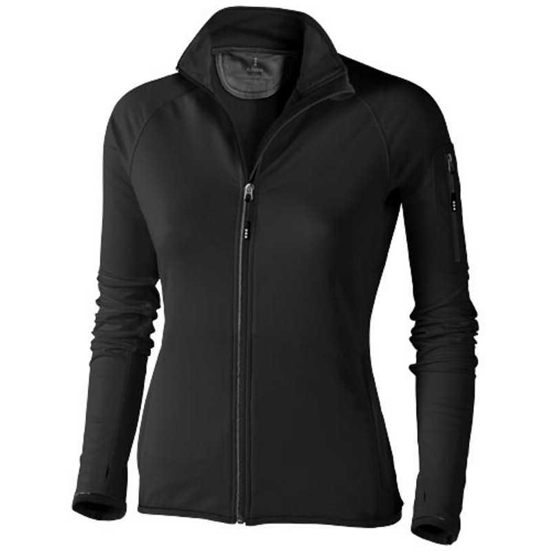 334cedca2aa Dámská mikina (Elevate Mani Ladies Power Fleece)  černá (solid)  XL ...