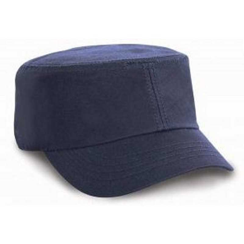 Kšiltovka (RESULT LIGHTWEIGHT URBAN TROOPER CAP)>modrá (navy)