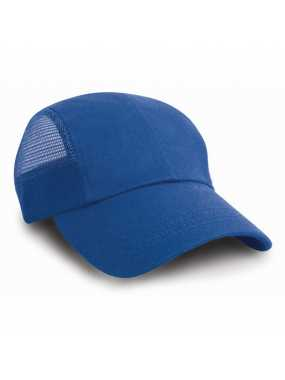 Kšiltovka (RESULT SPORT CAP WITH SIDE MESH)>modrá (royal)