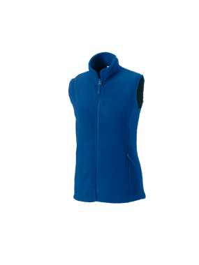 Dámská fleece vesta (Outdoor Fleece Gilet RUSSELL)>modrá (bright royal)>XS