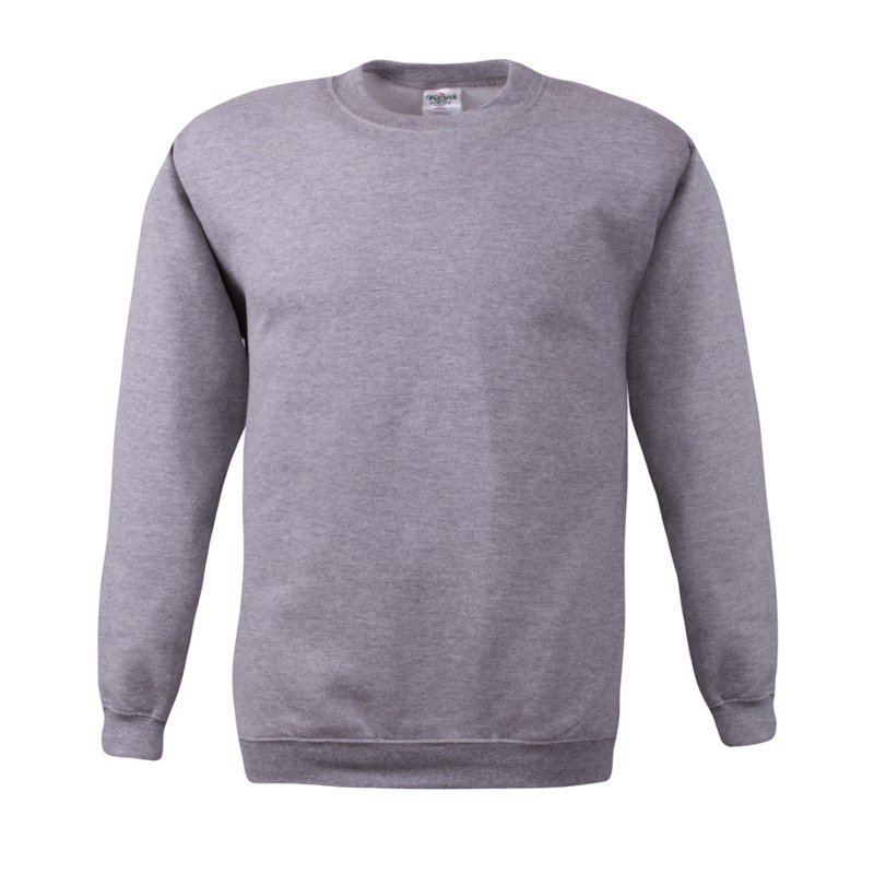 Unisex mikina (Keya Sweatshirt 280)> šedá (heather)> XL